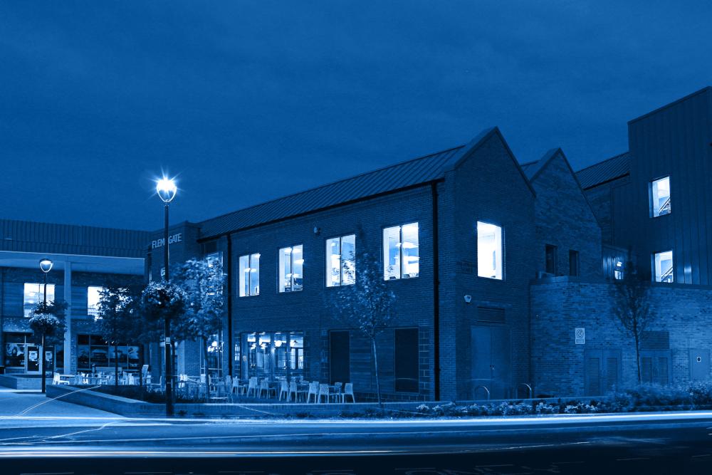 Building exterior ltp